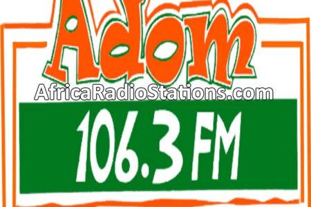 Adom 106.3 FM - Ghana