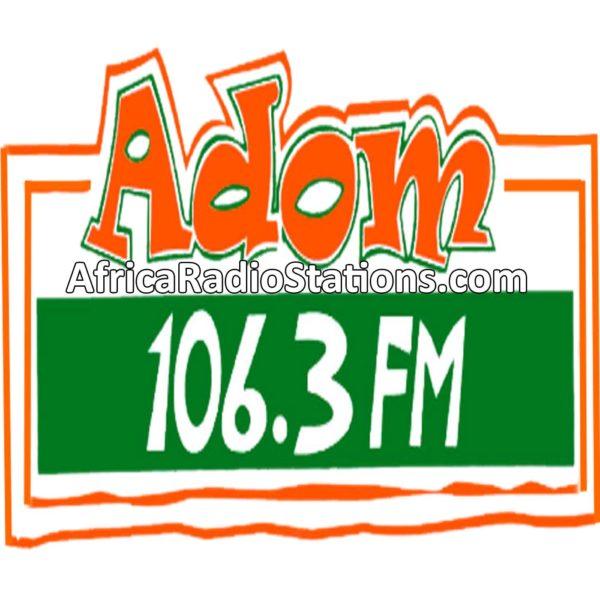 Adom 106.3 FM – Ghana