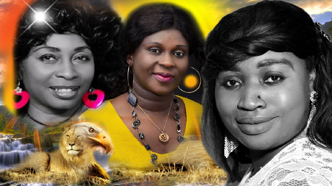 Esther Smith & Rev Mary Ghansah Endorsed Dear Holy Spirit By QueenLet