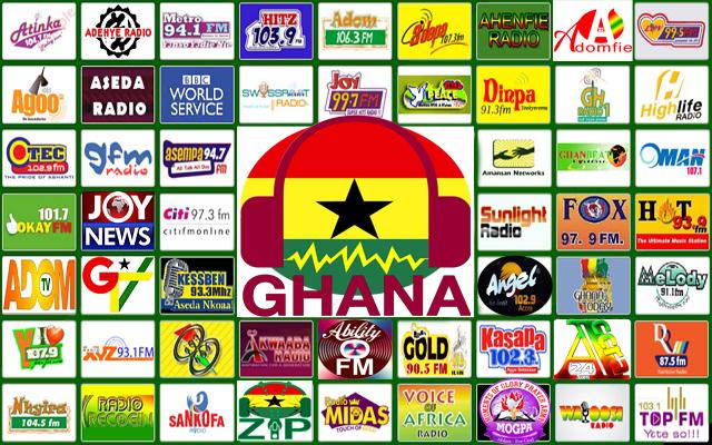 GhanaRadioStations.com