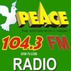 Peace 104.3 FM - Accra, Ghana.