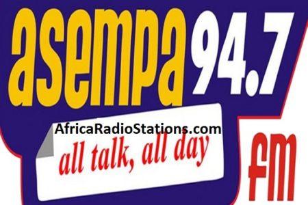 Asempa 94.7 FM - Ghana